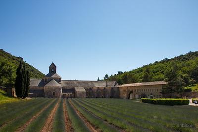 Abbaye Notre-Dame de Sénanque Gordes, Provence